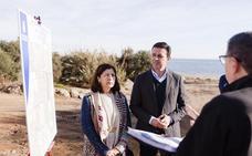 Un colector de casi 2.500 metros garantiza el saneamiento en la costa