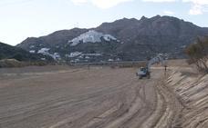 Los trabajos de limpieza y adecuación del río Aguas finalizan en febrero