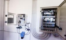 Diputación instala un sistema de telemando en Carboneras para mejorar la Red de Galasa
