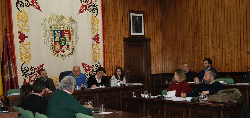 Huércal-Overa incrementa su presupuesto más de un 11%