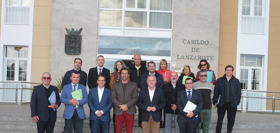 Carboneras asiste a la Asamblea General de la AECIPE en Lanzarote