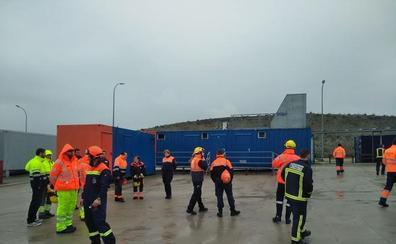 Los voluntarios de Protección Civil de Garrucha acuden a jornadas formativas