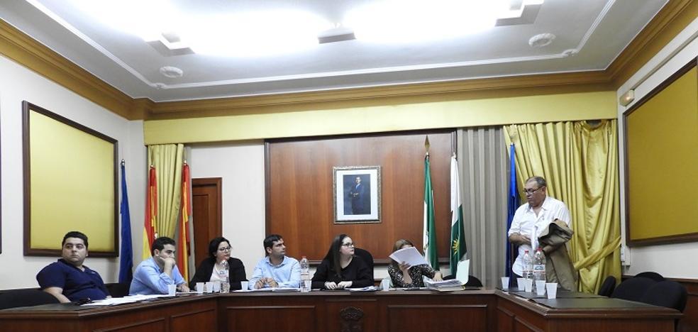 Turre vuelve a tener presupuesto gracias al voto de calidad de la alcaldesa