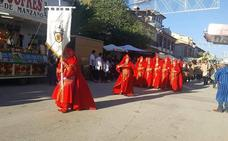 La Asociación Cultural de Moros y Cristianos de Vera, presentes en Benamaurel