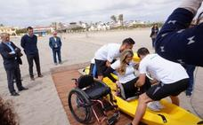 Vera y la Caixa fomentan la inclusión en la sociedad de las personas con discapacidad