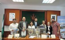 Mojácar y Encamps celebran el 25º aniversario de su hermanamiento en Moros y Cristianos