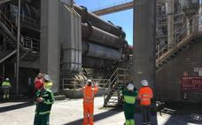 La fábrica de Holcim en Carboneras, escogida como centro de formación de referencia a nivel europeo