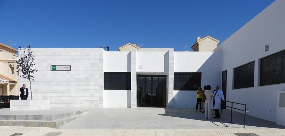 Inaugurado el nuevo consultorio de Antas, que dobla su capacidad