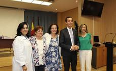 Macarena Marín es la nueva directora gerente del Área Sanitaria Norte de Almería