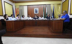 La Corporación municipal pide la dimisión del equipo de gobierno de Turre