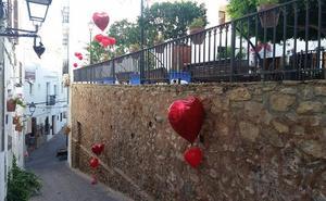 Mojácar prepara una noche romántica sin precedentes para rendirle culto al amor