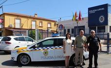 El Ayuntamiento de Huércal-Overa adquiere un nuevo vehículo para la Policía Local
