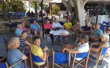 La Junta apoya a los afectados por el proyecto del paseo marítimo de Mojácar