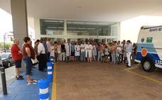 Agredido un enfermero en el centro de salud de Vera por el familiar de un paciente