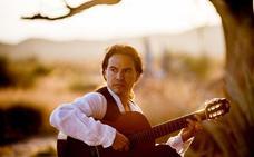 El guitarrista Guillermo Fernández presenta su nuevo espectáculo en Palomares