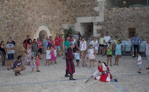 El Marqués del Carpio cuenta la historia y las leyendas del Castillo de San Andrés