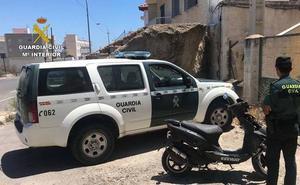 Detenidos cuatro jóvenes de entre 17 y 19 años por robar motos