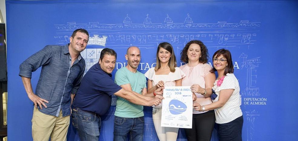 El litoral del Levante, protagonista en el 'Circuito Provincial de Travesías a nado'