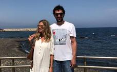 Sergio Llull elige las playas de Almería para pasárselo bomba