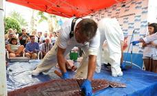 Éxito en el I Ronqueo del Atún en Garrucha