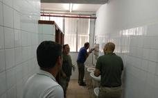 Iniciadas las labores de mejora en los centros educativos de Huércal-Overa