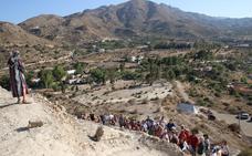 Continúan las actividades culturales en las excavaciones de Mojácar la Vieja