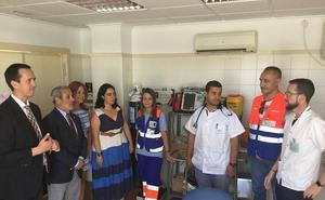 Más profesionales en los centros de salud de Garrucha, Mojácar, Terreros y Vera