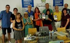 Cine, novelas, historia, filosofía y recetas se citan en Carboneras