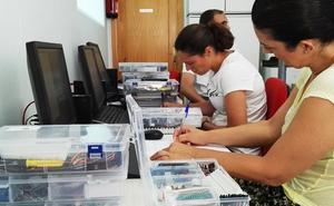 El Centro Guadalinfo de Garrucha aplicará la tecnología en mejorar la calidad de vida