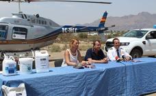 Campaña para el control de plagas de mosquitos en Pulpí