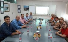 UGT Almería valora positivamente el proyecto de la Central Térmica