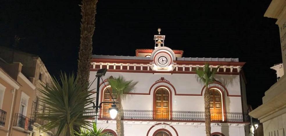 Finalizan los trabajos de restauración del Ayuntamiento de Cuevas del Almanzora