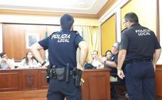 Un concejal del PP, expulsado del pleno de Turre tras un «espectáculo bochornoso»