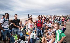 Dreambeach espera recibir a unos 27.000 jóvenes llegados desde toda Andalucía