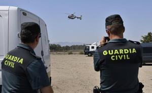 La Guardia Civil blinda el festival 'Dreambeach Villaricos' por «tierra, mar y aire»