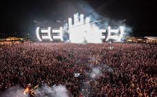 El Dreambeach afronta su clímax tras congregar anoche a más de 40.000 personas