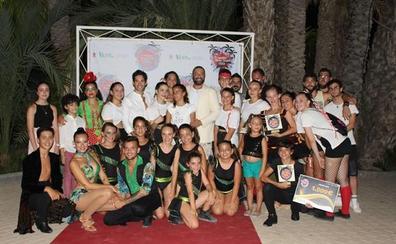 Jóvenes artistas llegados desde toda España muestran su talento en Vera