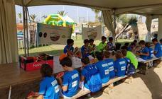 En verano, deporte y alimentación saludable