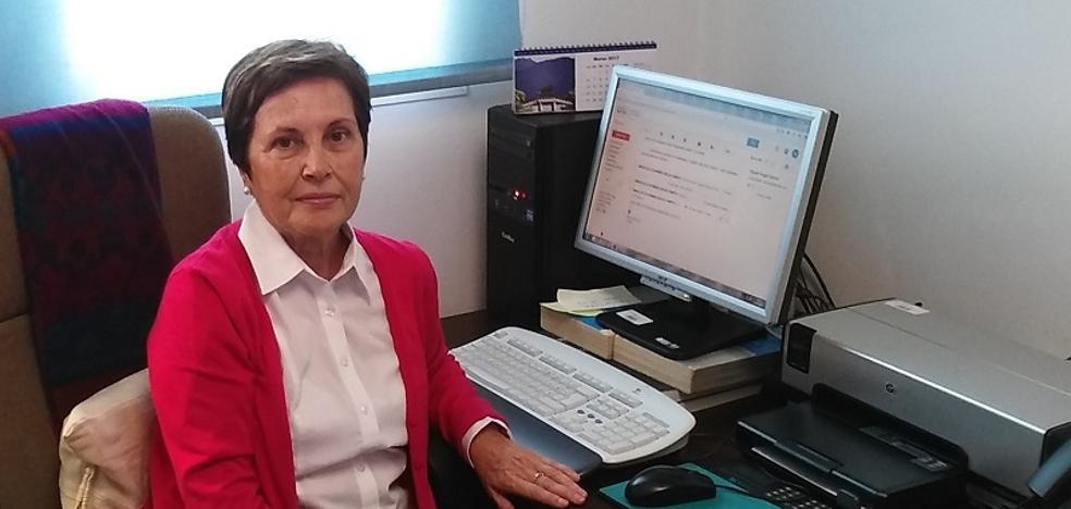 La catedrática María Dulce Arcas Campoy impartirá una charla sobre Vera y el reino nazarí