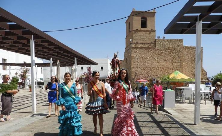 Mojácar celebra San Agustín