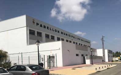 El Polideportivo de Los Gallardos contará con un edificio anexo de 350 metros cuadrados