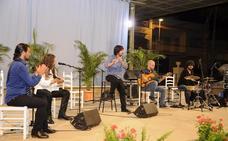 María la Rabota da inicio a la cuarta edición del Festival Flamenco del Jaroso