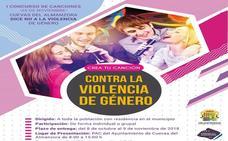 Cuevas propone un concurso de canciones para promover la igualdad de género