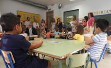 El CEIP Reyes Católicos de Vera acoge la inauguración del nuevo curso escolar