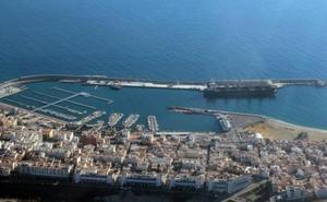 Adjudicadas las obras de reparación del dique de abrigo del puerto de Garrucha