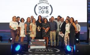 La cuevana María Caparrós gana en la quinta edición de los Premios Andalucía Emprende