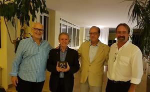 Vázquez Medel recibe el Indalo de las Letras 2018