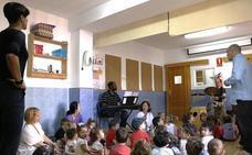 El Festival Jazzbegote de Carboneras centra la semana en los más pequeños