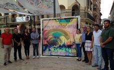 El Ayuntamiento huercalense presenta el cartel anunciador de la Feria 2018