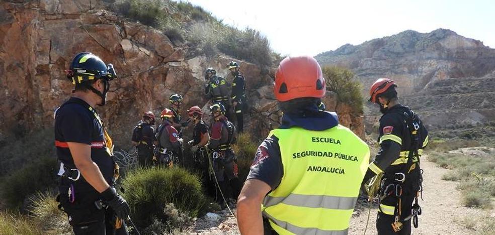 La formación es elemental en los rescates